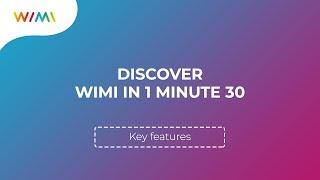Wimi-video