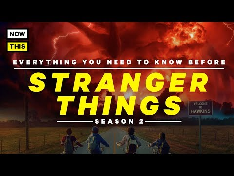 Stranger Things Season 2: Everything You Need to Know | NowThis Nerd