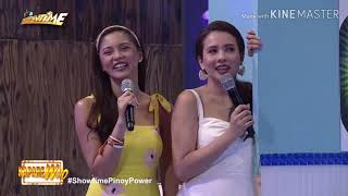 Vice To Kim : I DONT KNOW LANG AHHHHH ( It's Showtime May 1, 2019 )