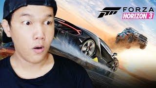 ហ្គេមប្រណាំងឡានប្រចាំពិភពលោក - Forza Horizon 3 Khmer