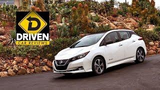 Nissan Leaf (ZE1) 2017 - dabar