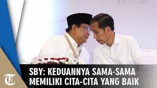 Ketum Partai Demokrat Berharap Pertemuan Prabowo dan Jokowi Segera Dilakukan, Ini Alasannya