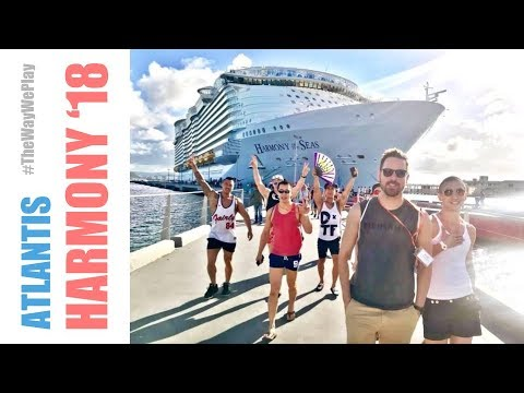 Atlantis Harmony Caribbean Gay Cruise January 2018 #atlantisevents #thewayweplay