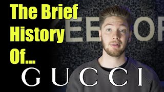 What is Gucci? A Brief History of the Fashion Brand