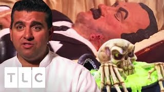 The Spookiest Halloween Cakes Youve Ever Seen! | Cake Boss