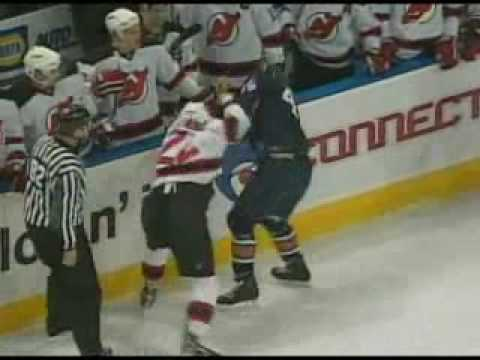 Arron Asham vs Zack Stortini