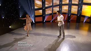 So You Think You Can Dance: The Next Generation - Ruby & Paul's Ballroom Performance