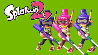 Splatoon 2 Who's Who Funny Moments