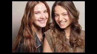 ♥ Leyla tanlar ve Alina boz ♥