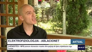 Aktual - Elektrofiziologjia Ablacionet 12.08.2020