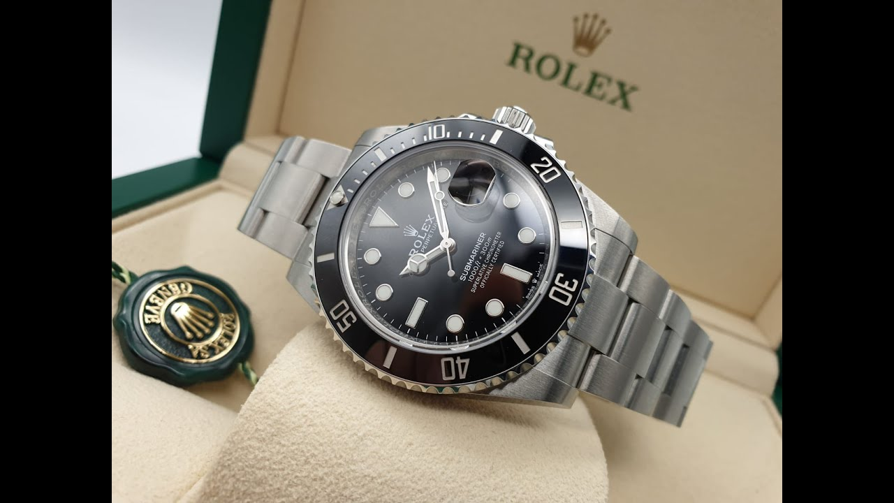 Rolex Submariner Date 41 mm 126610