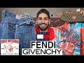 TRIP TO THE THRIFT: FENDI, GIVENCHY, TRUE RELIGION, TOMMY HILFIGER, VINTAGE MIAMI DOLPHINS!!