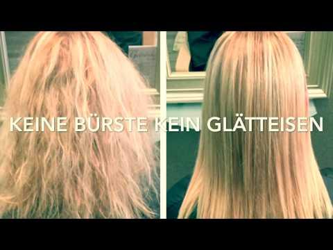 Der Haarausfall von deren Mangel das Vitamin