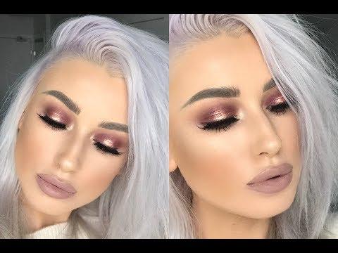 Desert Dusk Eyeshadow Palette by Huda Beauty #5
