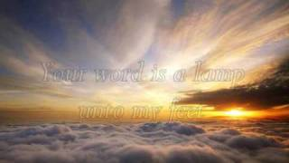 Holy and Anointed One (with lyrics)