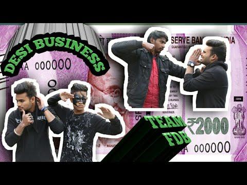 Desi business #Abhinesh kebro ft kelvin parker # Freestyle doonboyz Team FDB