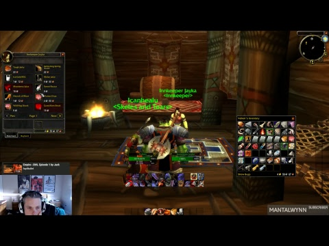Vanilla WoW - Day 2 - Orc Warrior Leveling (Lvl 14