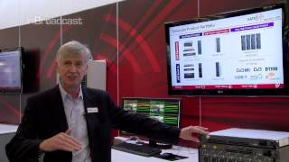 De GatesAir TV Portafolio de ProductosBroadcastAsia 2015: InBroadcast InSight