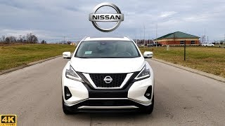 2020 Nissan Murano // Important UPDATES to Nissan's Style Standout!