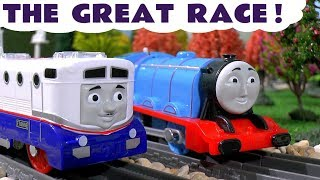 thomas and friends the great race flying Scotsman - Video