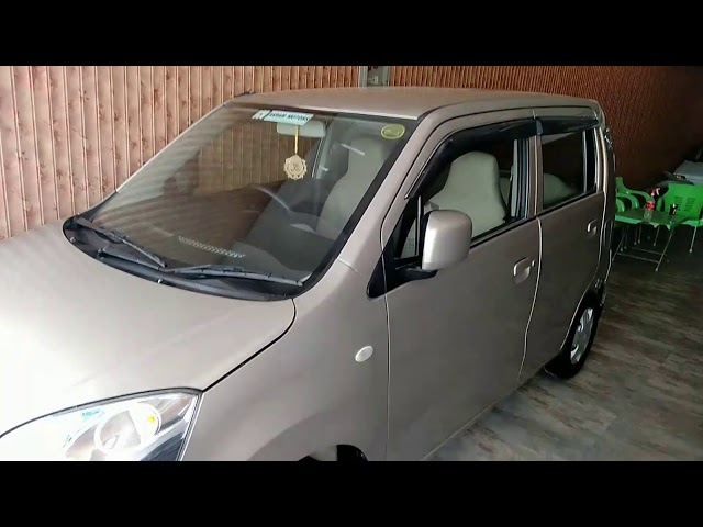Suzuki Wagon R VXL 2017 for Sale in Bahawalpur
