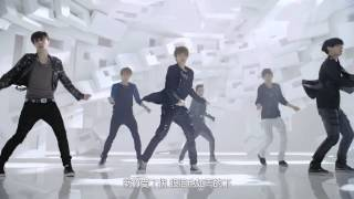 MAMA EXO-M (Manly Deep Version)