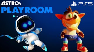 Astro's Playroom (PS5) - Full Game Walkthrough