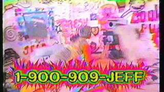 DJ Jazzy Jeff & The Fresh Prince - Rap Hotline Commercial