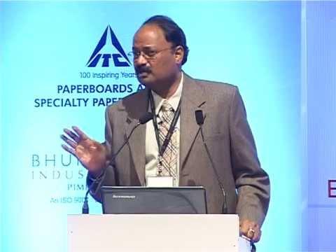 Print Summit 2011 : Panelist 3 Mr.P Narendra at BMPA Print Summit 2011