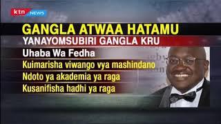 Oduor Gangla asema atafanya kila awezalo kuimarisha mchezo wa Raga Nchini: ZILIZALA VIWANJANI