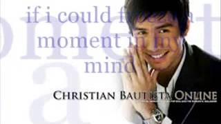 The Way You Look at Me- Christian Bautista (Lyrics)