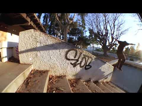 James Capps Homage Lakai Part