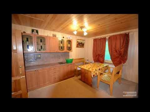 Предлагаем Вашему вниманию капитальный бревенчатый зимний дом видео