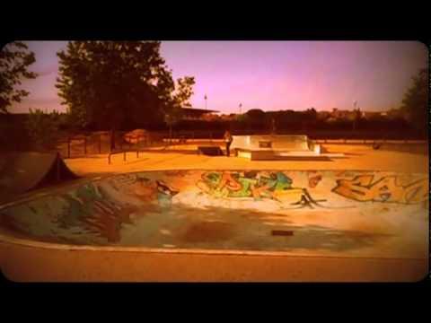 Joan ponchon Skate park cabestany.