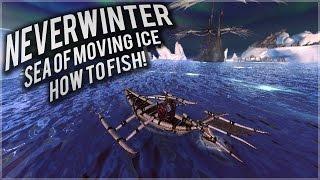 Море движущегося льда рыбалка