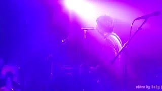 Johnny Marr-WORD STARTS ATTACK-Live-The Independent-San Francisco-February 29, 2016-Smiths-Morrissey
