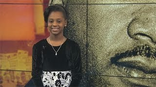 Dallas Girl Wins MLK Oratory Competition