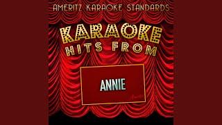 We'd Like to Thank You Herbert Hoover (Karaoke Version)