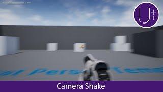 Unreal Engine 4 C++ Tutorial: Camera Shake