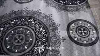 Lalee Halı Home Collection Star Serisi STA 311 Silver