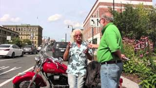 Arlo Guthrie Talks Motorcycles