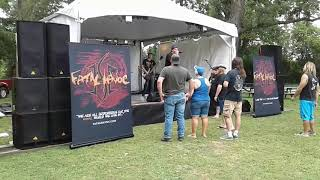 Fatal Havoc Sick in the Head live at MOMFEST 2017