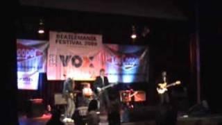 The Beatles - Dizzy Miss Lizzy (Big Bit) RICKENBACKER 360/12