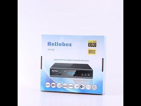 Hellobox V5 Plus IPTV - смотреть онлайн на Hah Life