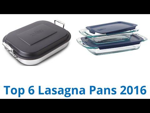 6 Best Lasagna Pans 2016