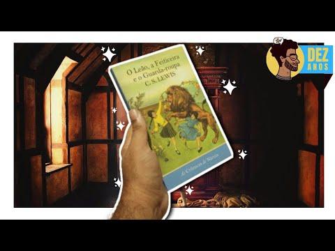 O Leão, A Feiticeira e O Guarda Roupa | VLOG DE LEITURA | BOOKCRUSHES