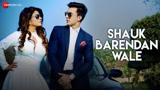 Shauk Barendan Wale - Official Music Video | Divyu | Richa Kwatra | Manan