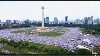 Aksi Bela Islam III – Monas 212 – Live Al Bahjah TV