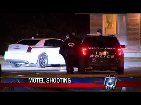 Man injured during early-morning shooting at Padre Motel