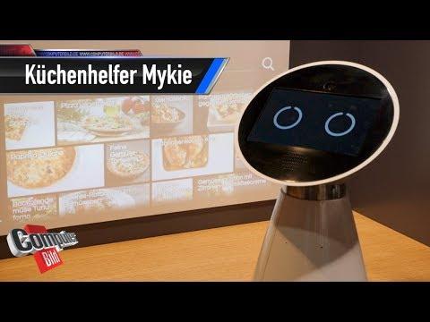 Bosch Mykie: Persönlicher Küchenassistent im Check